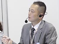 加藤篤衛先生(日本医科大学皮膚科講師長)